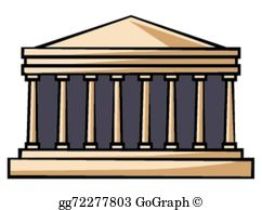 Athens Greece Clip Art.