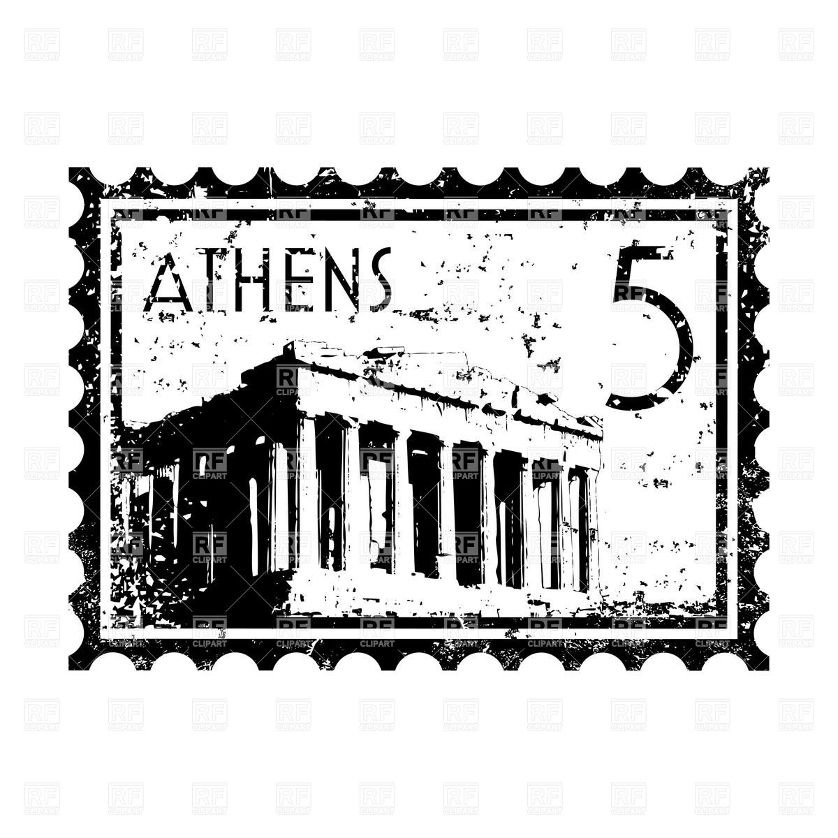 Athens Clipart.