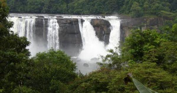 Athirapally waterfalls, Kerala Near Cochin.