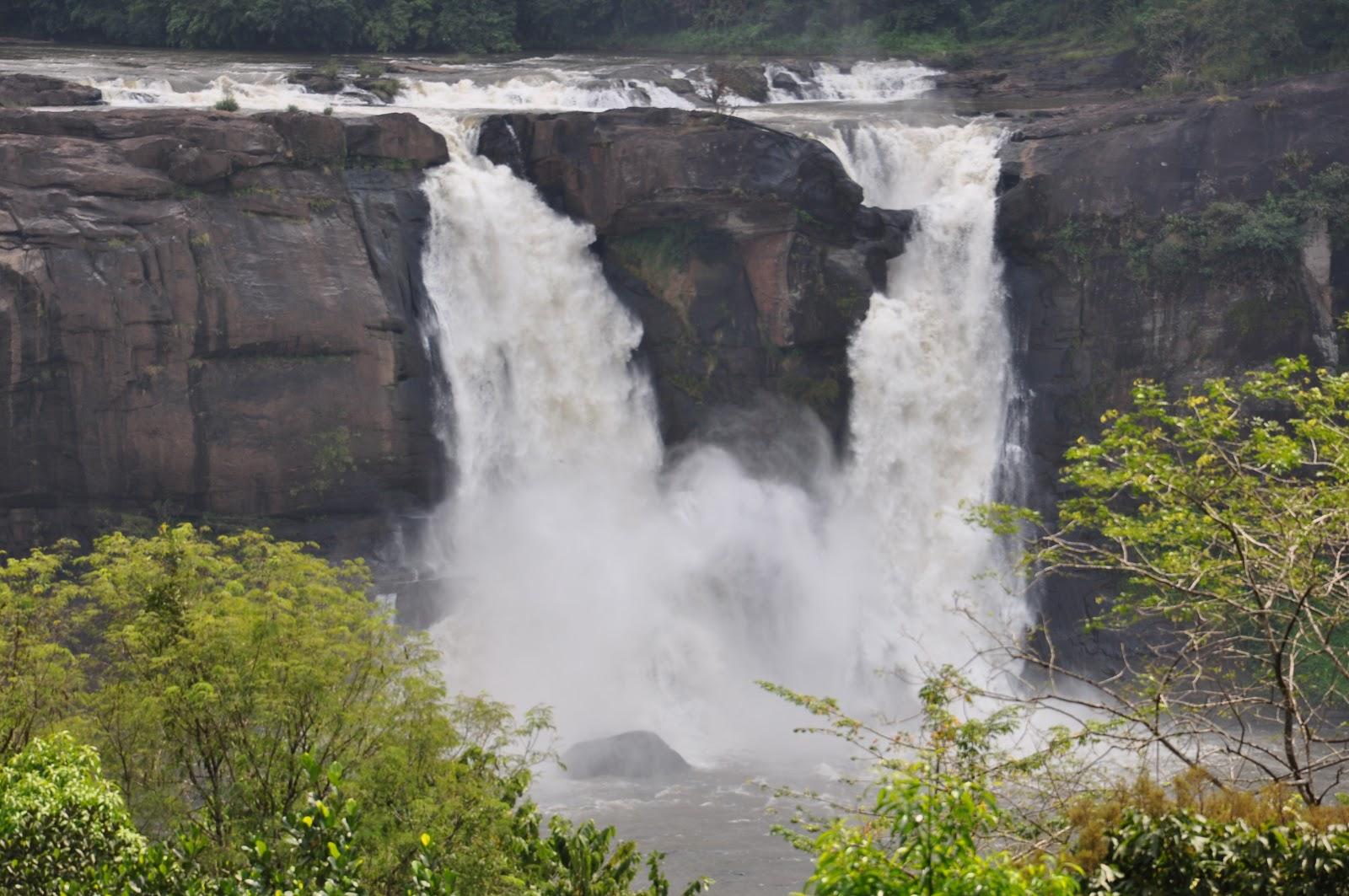 kerala 2dolist: 130 # Visit Athirampally water falls.