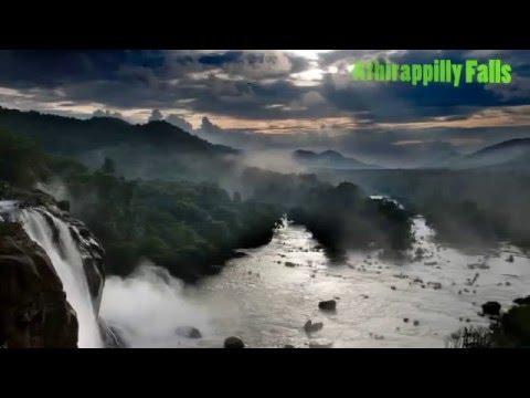 Athirappilly Falls, Athirappilly panchayath, Chalakudy Taluk.