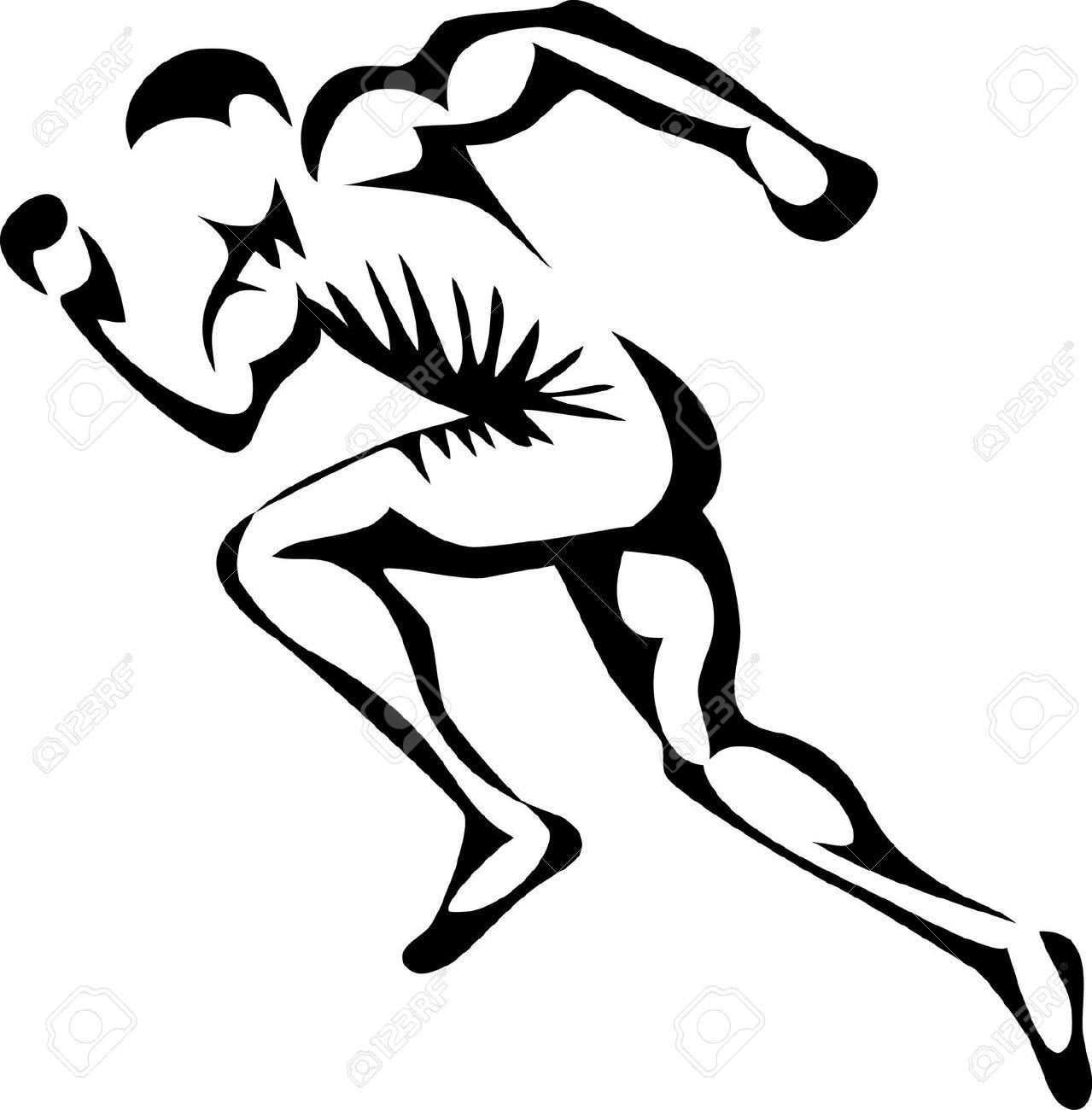sprinter clipart clipground