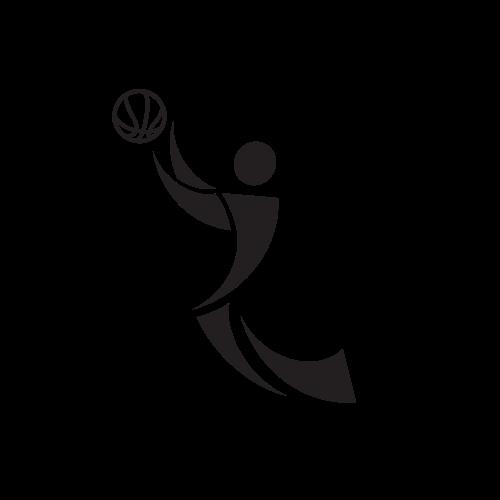 Basketball Shooting Athlete Logo.