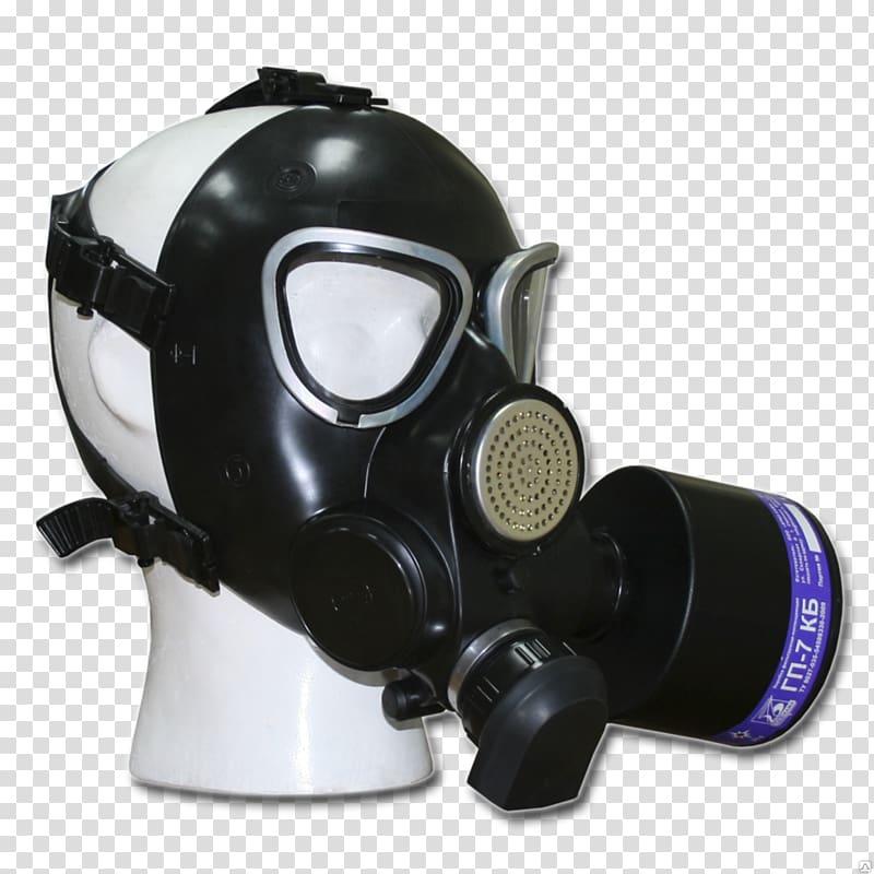 PMK gas mask Sprzęt indywidualnej ochrony układu oddechowego.