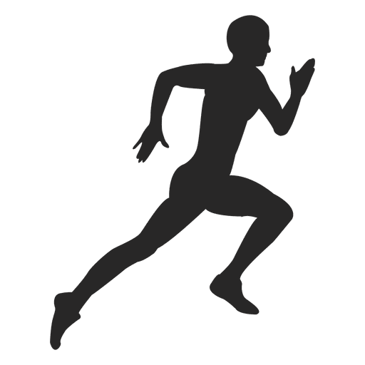 Athletics Running Clipart Png.