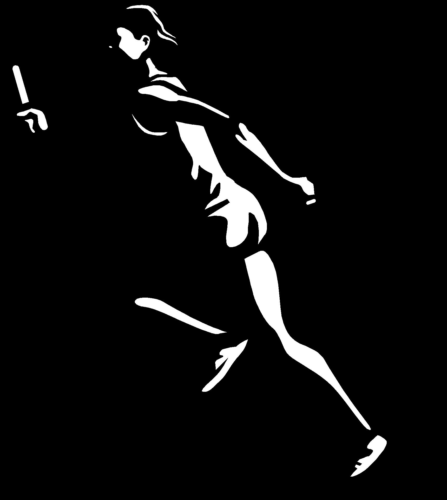 Track and field athletics Running Clip art.