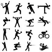 Athletics Clip Art.