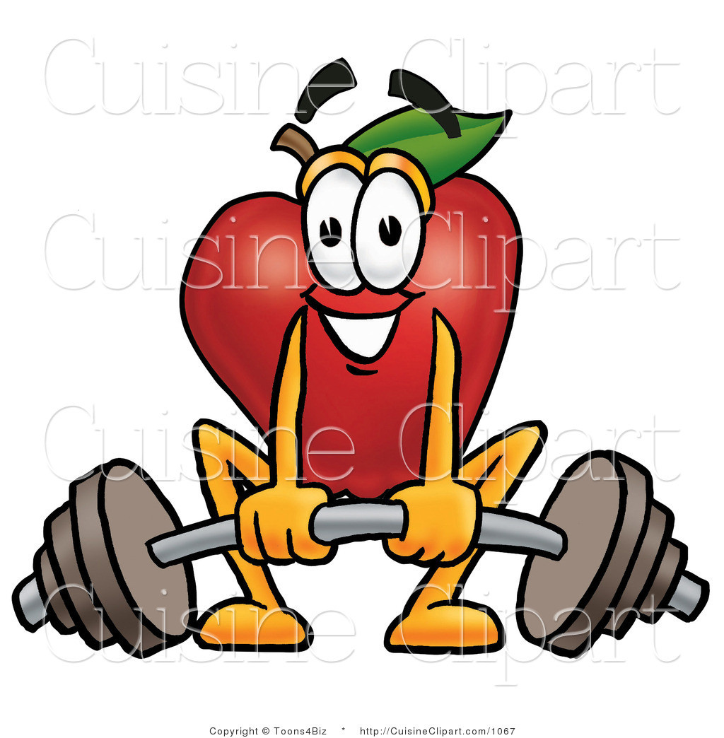 Athletic Clipart.