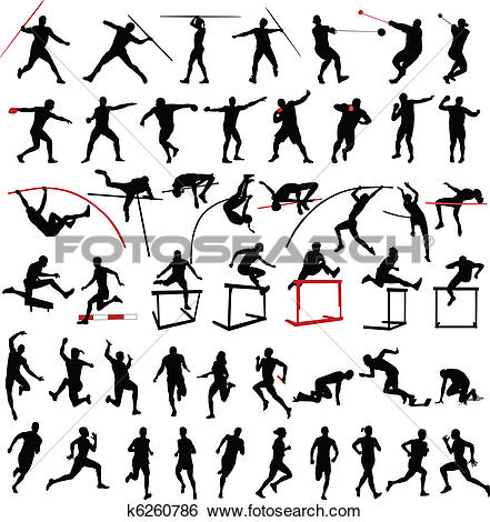 Athletic Clip Art and Illustration. 54,881 athletic clipart vector.