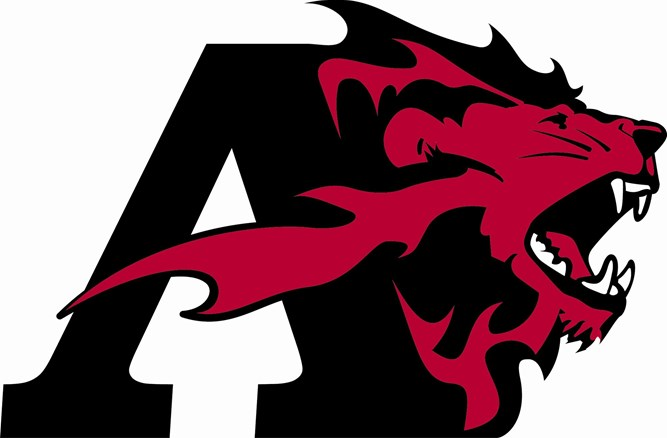 Albright Athletic Logos.