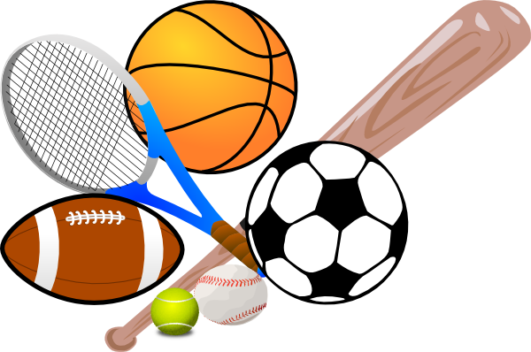 Athletics pictures clip art.
