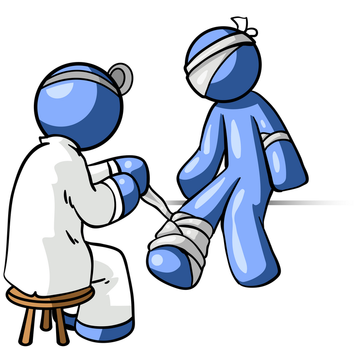 Athletic trainer clipart 6 » Clipart Station.