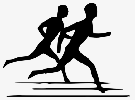Free Athletics Clip Art with No Background.