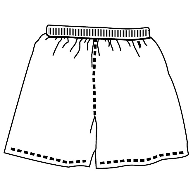 Shorts Vector at GetDrawings.com.