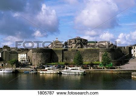 Picture of Co Westmeath, Athlone Castle, Built in 12th century.