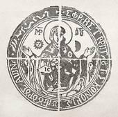 Clipart of Kafsokalyvia skete in mount Athos vector k2863453.