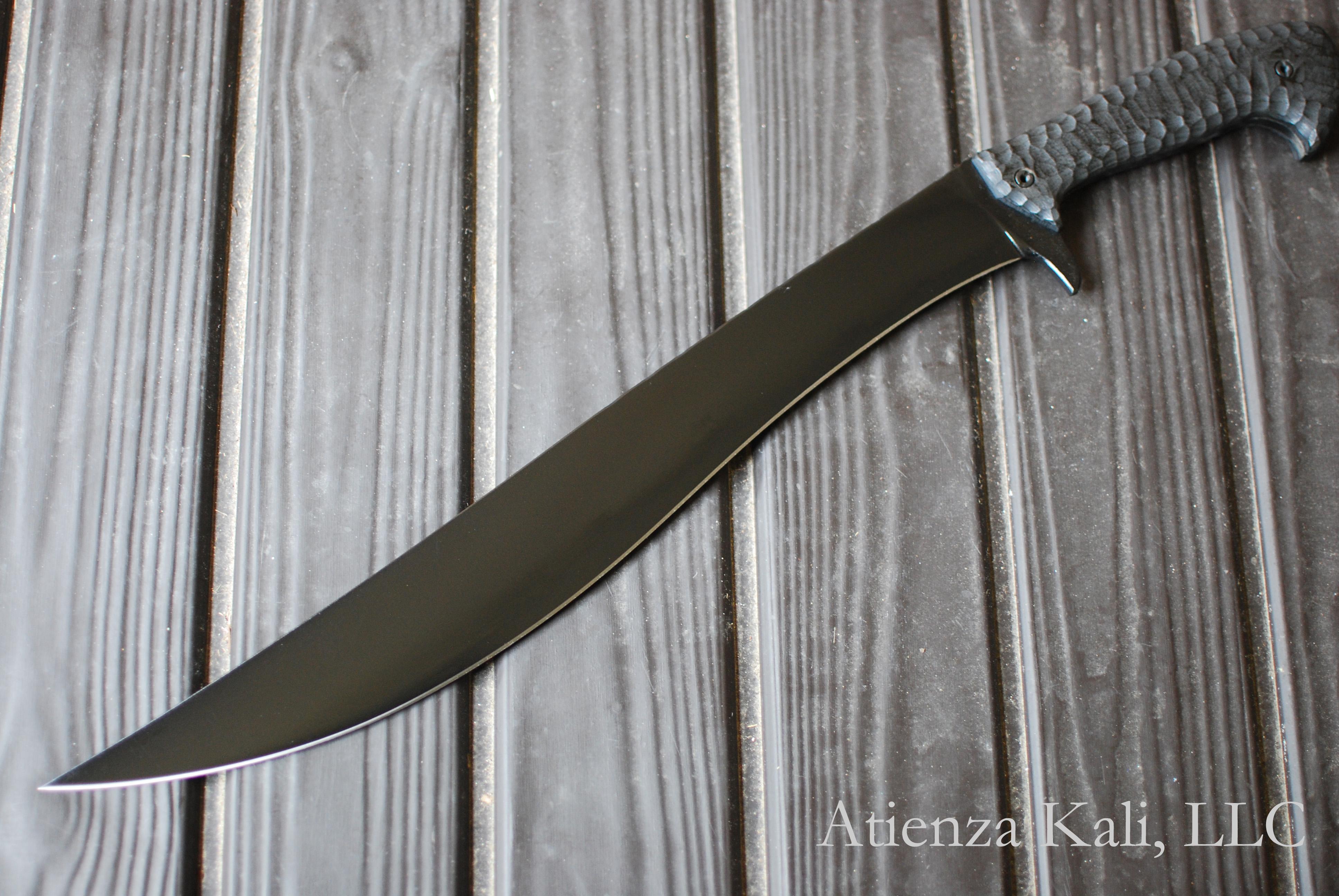 Atienza Apocalypse Live Blade.