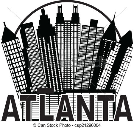 Royalty free atlanta clipart.