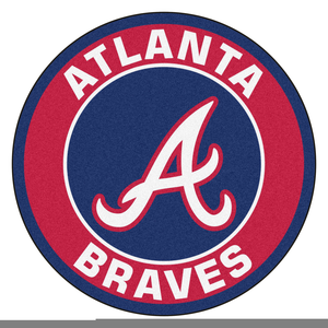 Atlanta Braves Clipart.