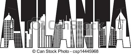 Atlanta Stock Illustrations. 520 Atlanta clip art images and.