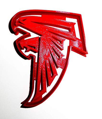 Amazon.com: ATLANTA FALCONS NFL FOOTBALL LOGO SPECIAL.