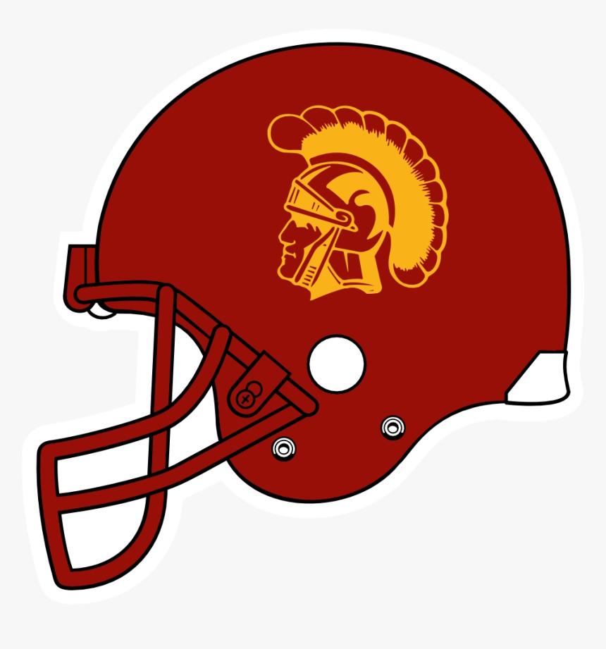 Helmet Clipart Usc.