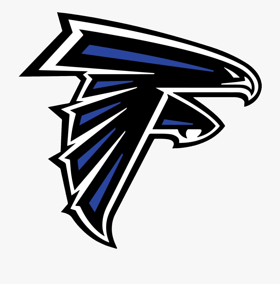 Vector Atlanta Falcons Logo , Transparent Cartoon, Free.