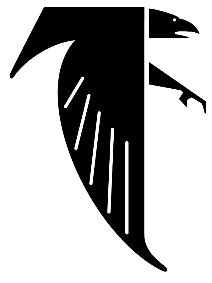Atlanta Falcons Primary Logo.