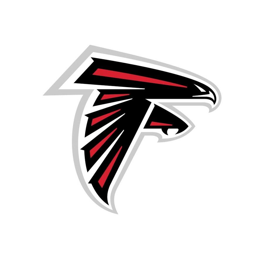 Fathead Atlanta Falcons Logo Giant Removable Decal.