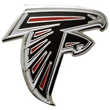 Amazon.com: NFL Atlanta Falcons Logo Pin: CSD Inc..