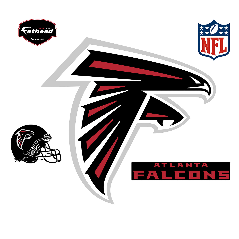 Atlanta Falcons: Logo.