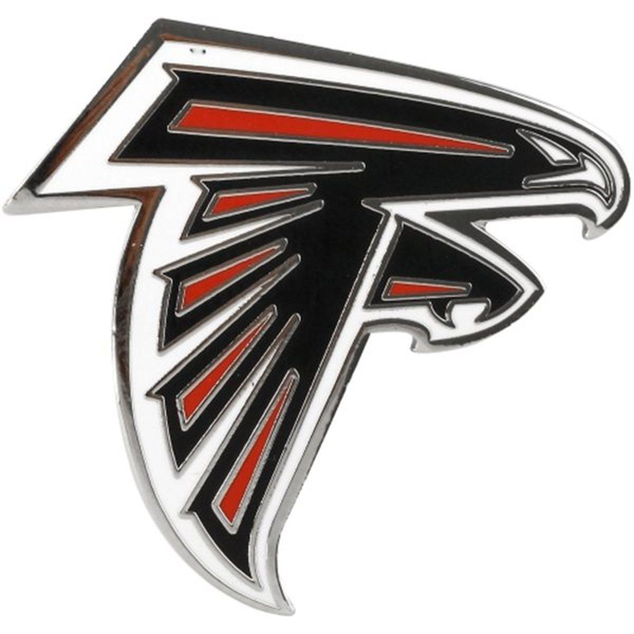 Atlanta Falcons Logo Pin.