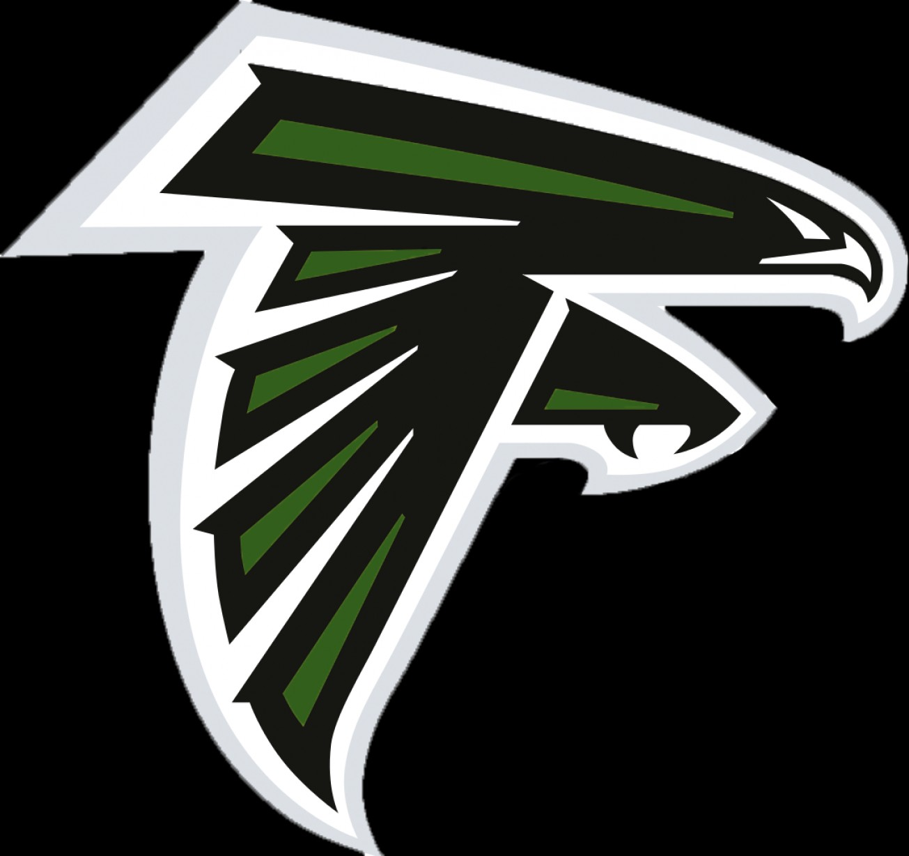 Atlanta Falcons Logo Vector Svg Free Download Png.