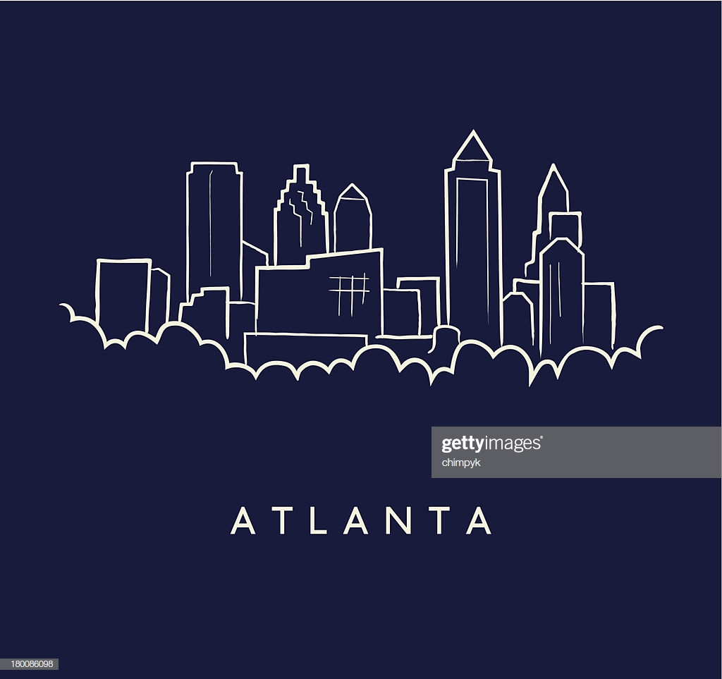60 Top Atlanta Georgia Stock Illustrations, Clip art, Cartoons.