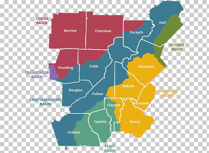 Gwinnett County, Georgia Decatur Map Clayton County, Georgia.