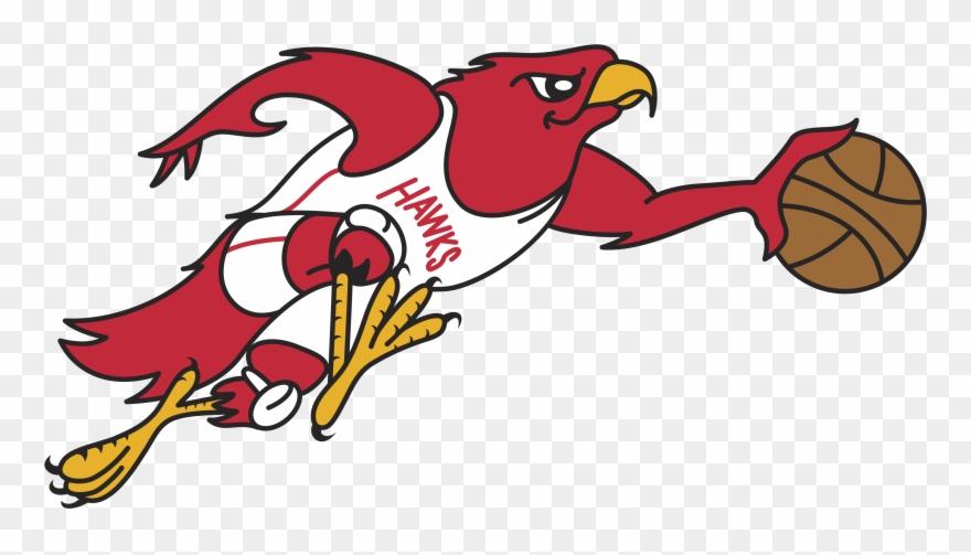 Hawk Clipart Atlanta Hawks.