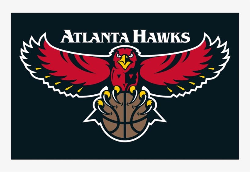 Atlanta Hawks Logos Iron Ons.