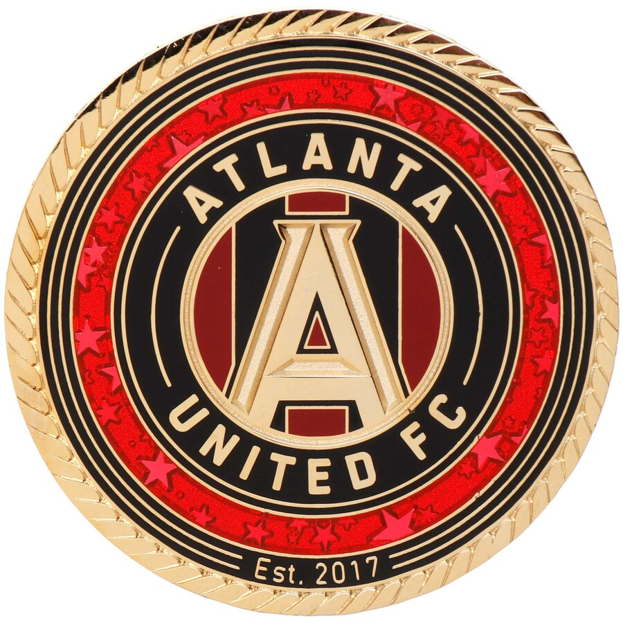 Atlanta United FC Logo Coin.