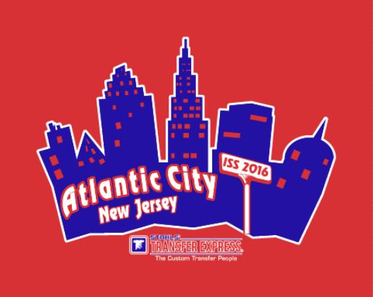 ISS Atlantic City 2016.