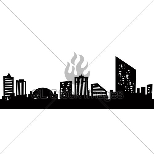 Cartoon Atlantic City · GL Stock Images.