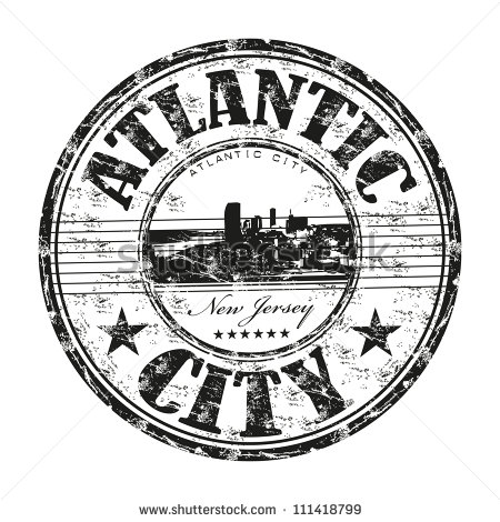 Atlantic city clipart.