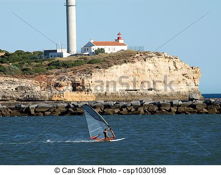 Stock Photographs of Portimao.