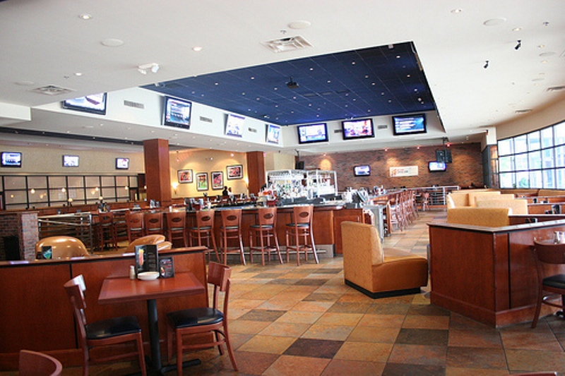 Fox Sports Grill to shutter its Atlantic Station location.