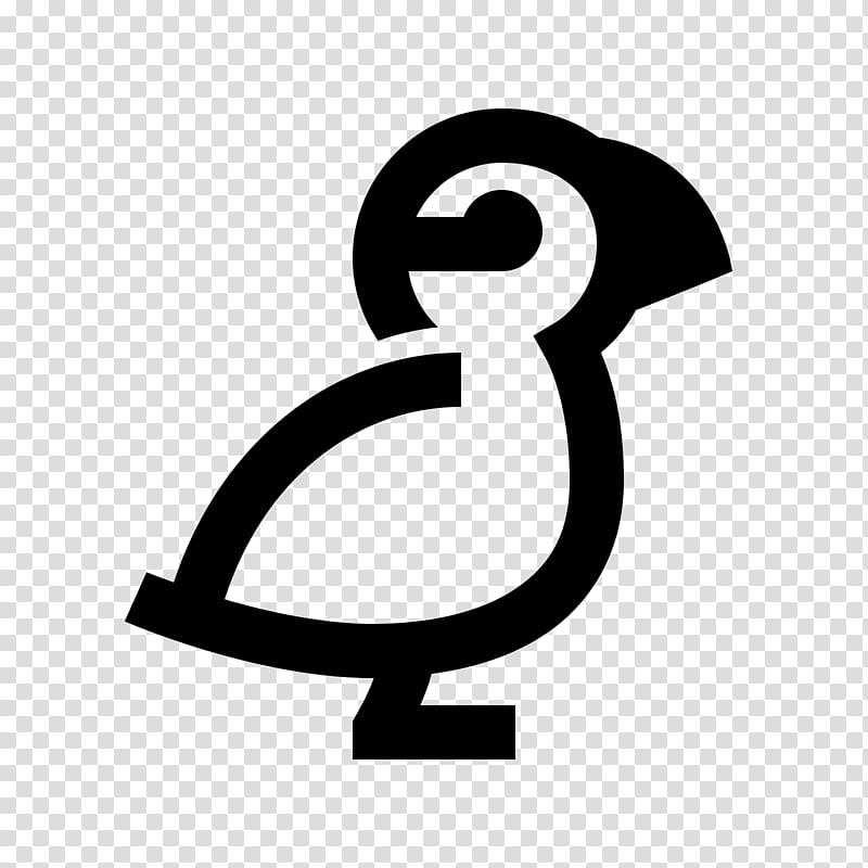 Bird Atlantic Puffin Computer Icons Horned puffin , Bird.