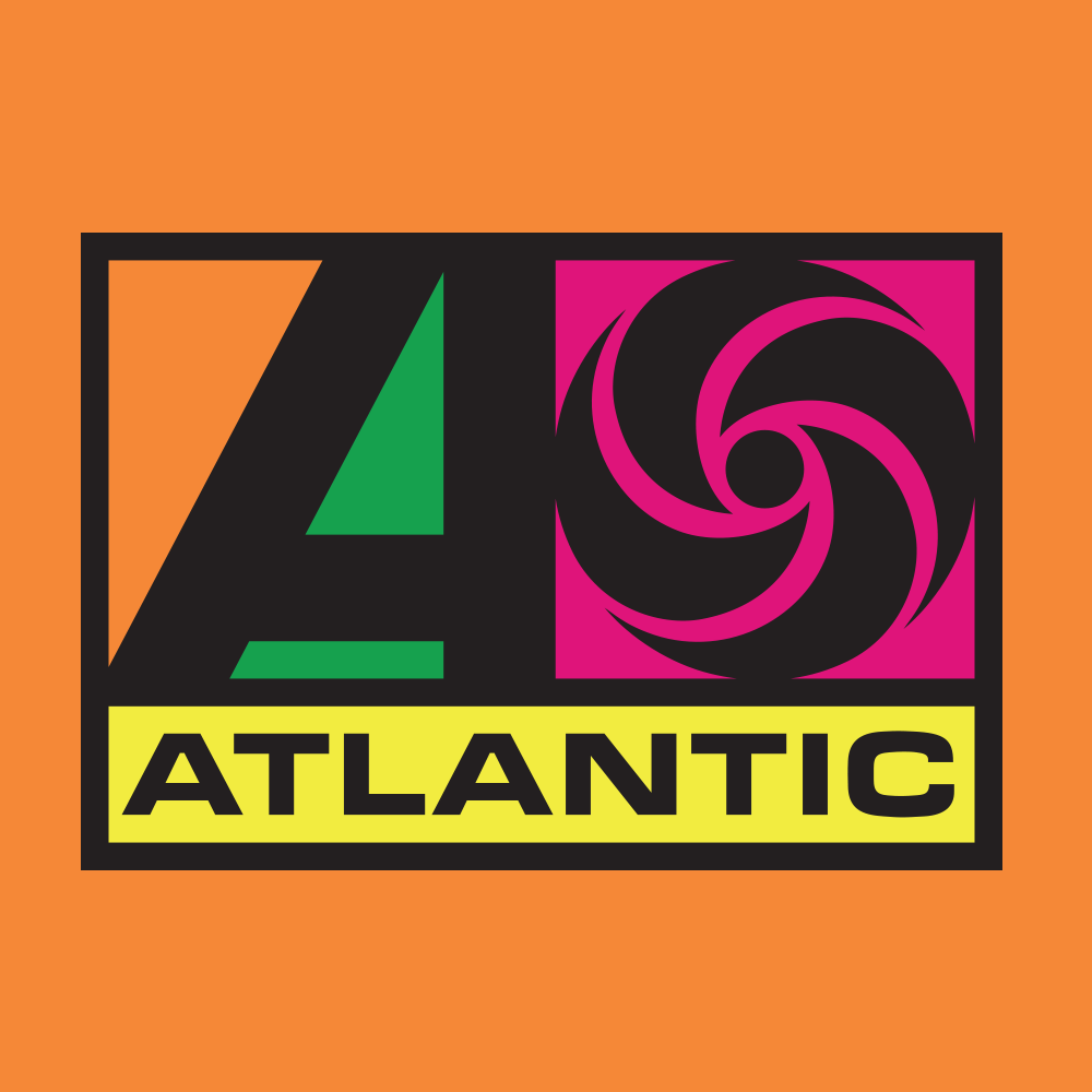 Atlantic Records Logo.