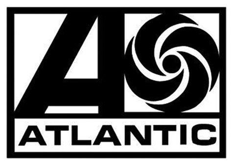 Atlantic Records Logo.