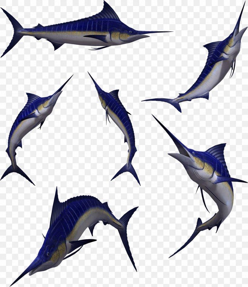 Swordfish Atlantic Blue Marlin Clip Art, PNG, 1364x1581px.