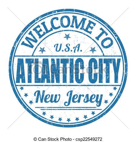 Atlantic city clipart.