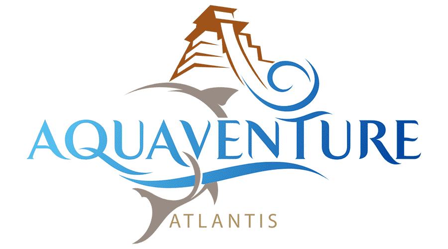 Aquaventure Atlantis Logo Vector.