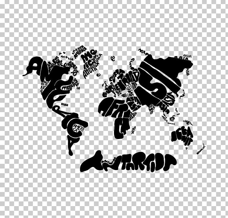 World Map Atlas PNG, Clipart, Atlas, Black, Black And White.